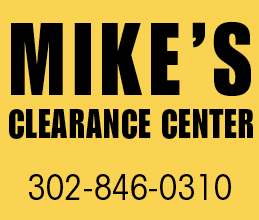 Mike's Clearance Center Logo