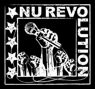 NU Revolution Entertainment Logo
