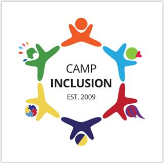 Camp Inclusion Logo