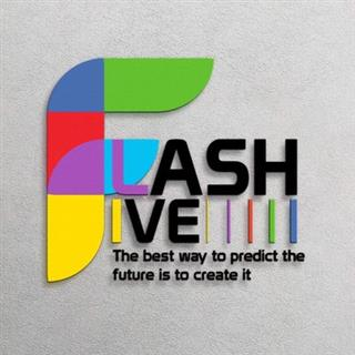 Flash Five Marketing Logo