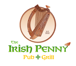 The Irish Penny Pub Logo