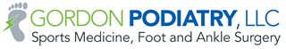 Gordon Podiatry, LLC Logo