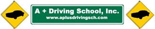 A+ Driving School, Inc Logo