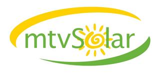Mountain View Solar LLC Logo