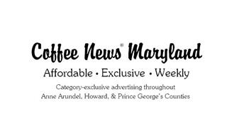 Coffee News Maryland Logo