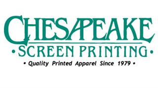 Chesapeake Screen Printing, Inc. Logo