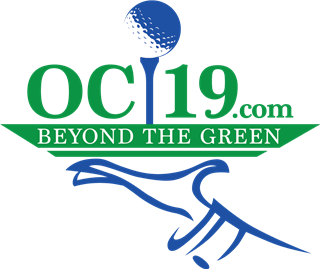 19th Hole Golf Logo