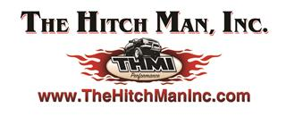 The Hitch Man, Inc. Logo