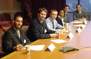 SU 2006 College Fed Challenge Team