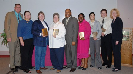 2007 SU Diverstiy Award winners