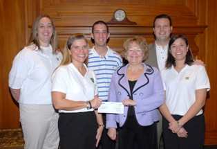SU Career Services receives donation