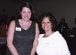Lori Bottinelli and Marie Cavallaro