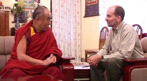 Dali Lama and Rick Ray