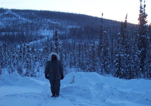 """May at """"High Noon"""" in Alaska"""