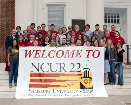 NCUR Welcome