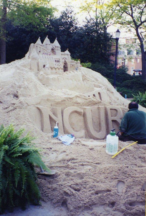 NCUR '98 Sandcastle