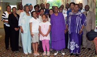Burke Family Singers