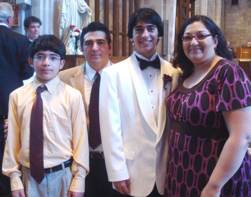 The Gutierrez Family