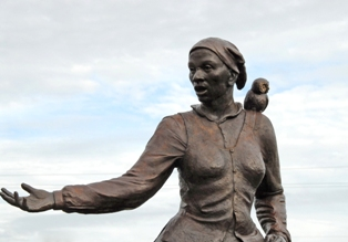Tubman Sculpture