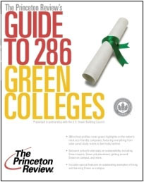 Guide to 286 Green Colleges