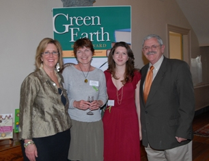 Green Earth Book Awards reception