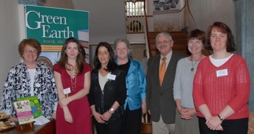Green Earth recipients with SU administrators