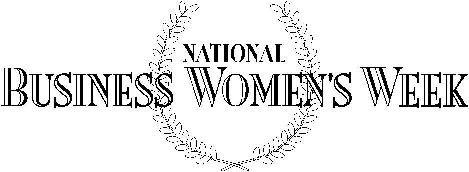 National Business Women's week