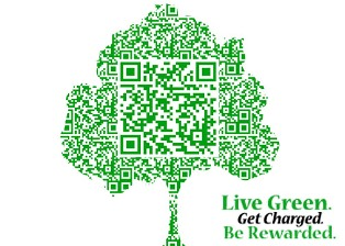 Live Green Get Changed Be Rewarded