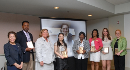 2011 Diversity Award winners