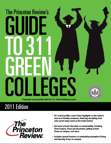 Princeton Review's Guide to 311 Green Colleges