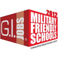2012 Military Friendly Schools