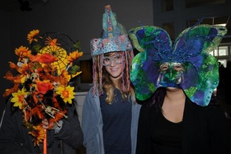mask parade