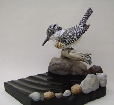 Kingfisher by Eiji Matsui of Nagoya