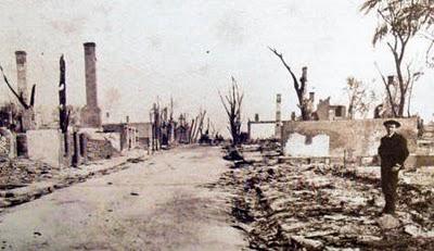 Great Salisbury Fire