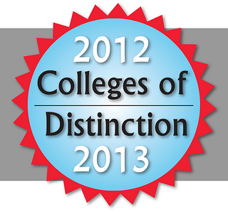2012 Colleges of Distinction 2013