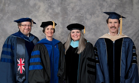 Faculty Appreciation Award Winners 2012