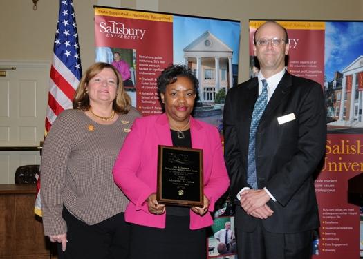 Outstanding legislators Award