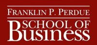 Perdue School of Business logo