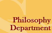 Philosophy Department
