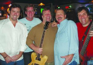 Randy Lee Ashcraft and the Saltwater Cowboys