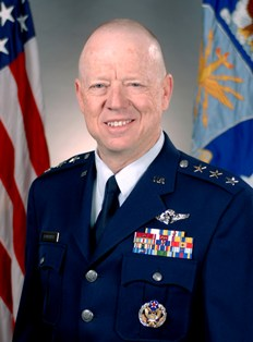 Lt. Gen. James G. Roudebush