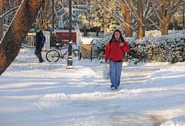 Snow advisory