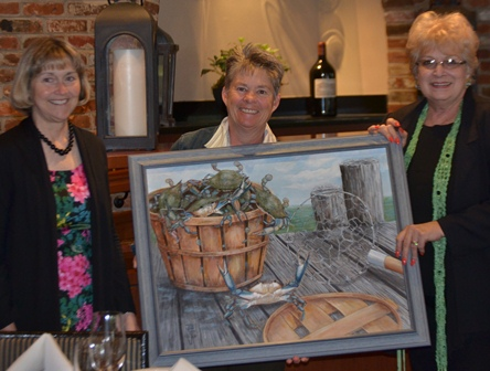 Artists of the Eastern Shore presentation