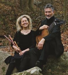 Mindy Rosenfeld and Ronn McFarlane