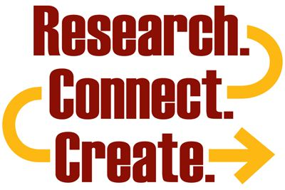 Research. Connect. Create.