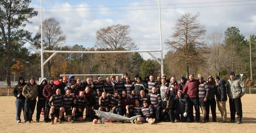 SU men's rugby team
