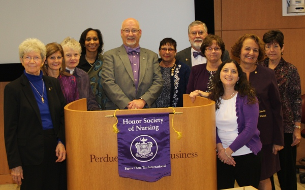 Salisbury University�s chapter of the Sigma Theta Tau International