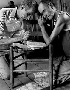 """Brothers Praying"" by Shelby Lee Adams"