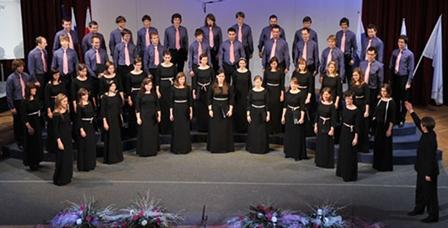 Slovenian Choir KZ Megaron