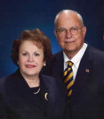 Carolyn and Page Elmore